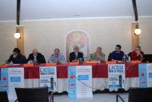 Amantea 21.5.10 Dibattito sull'Acqua